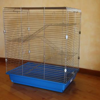 Клетка для крыс,шиншилл,дегу Складная 590-405-680