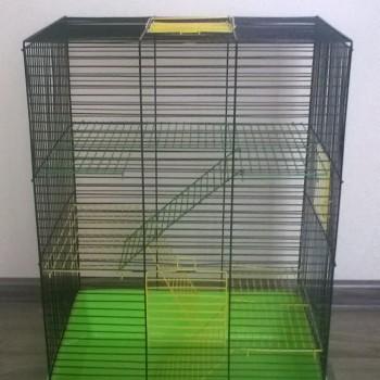 Клетка для грызунов «Грызун-5» 410-300-580